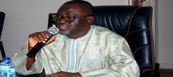 Engr. Terhemba Nongo, Managing Director of Nigeria Export Processing Zones Authority (NEPZA)