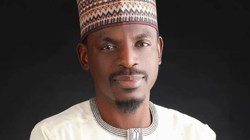 The Personal Assistant to President Muhammadu Buhari on New Media, Bashir Ahmad. [PHOTO CREDIT: Official Facebook page of Bashir Ahmad]