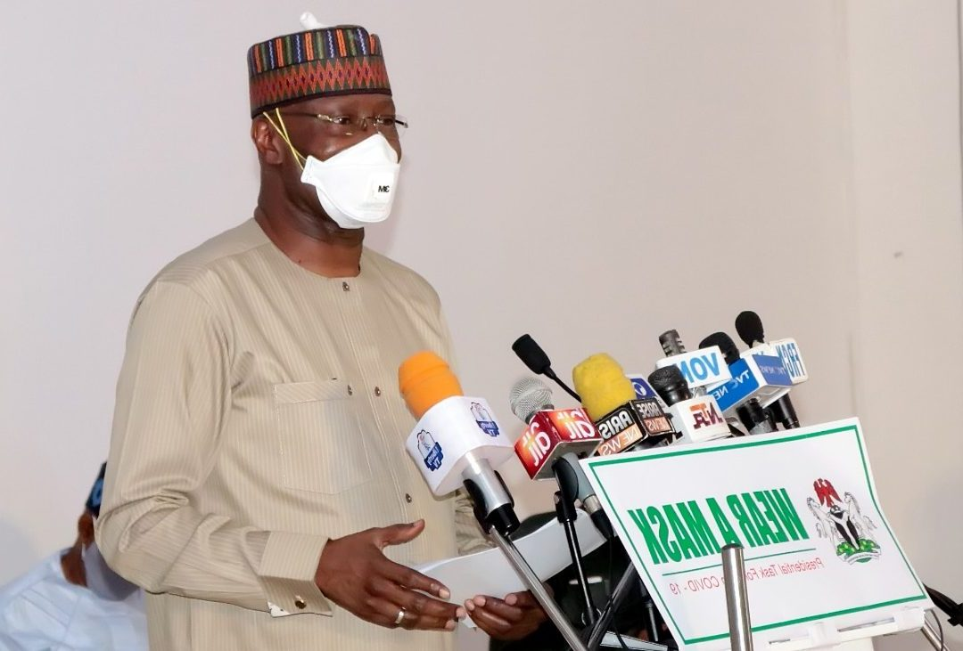 The Presidential Task Force on Coronavirus (COVID-19) says the Case Fatality Rate (CFR) is on the decline in the last five months but there is need for caution. Mr Boss Mustapha, the PTF Chairman and Secretary to the Government of the Federation (SGF), said this during the daily briefing of the task force on Monday […]