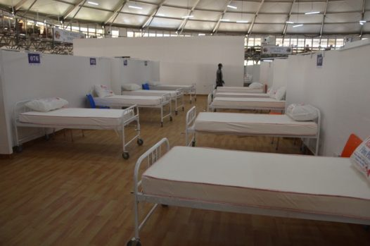 The Regent School donates 180 beds to new isolation centre in Abuja
