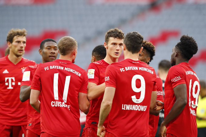 2020 Champions League Final Bayern S Super Five Who Were In 2013 Winning Squad
