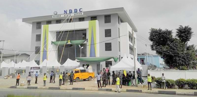 The Niger Delta Development Commission [Photo Credit: Nsima ekere]
