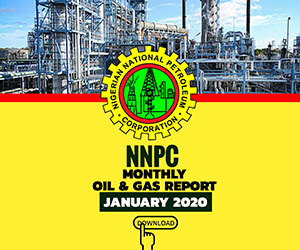 NNPC advert