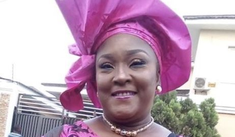 Nollywood Actress, Chisoba Bosah, is dead