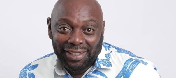 Nigerian actor, Segun Arinze.