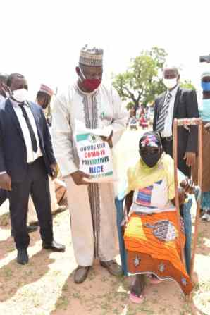 Gombe flags-off distribution of palliatives, targets 400,000 individuals in 66,000 households