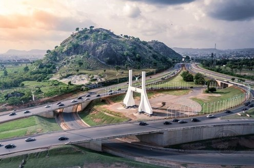 Fct-Abuja City Gate [PHOTO CREDIT: Abuja on IG]