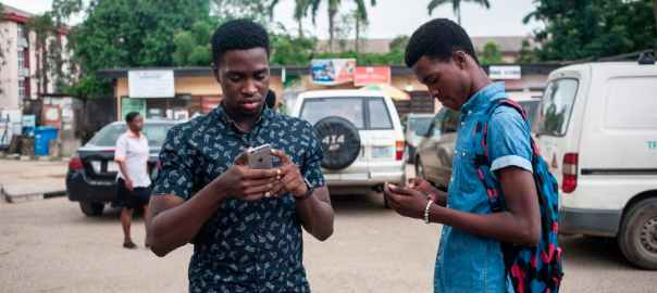 Lack of technology infrastructure is a barrier to mobile healthcare in Nigeria [Photo: The Conversation - Stefan Heunis/AFP via Getty Images]