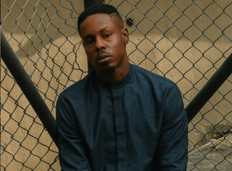 Nigerian rapper, Ladipoe Eso. [PHOTO CREDIT: Official Instagram page of Ladipoe]