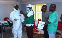 Africa CDC and Mastercard Foundation partner to deliver 1 million test kits, deploy 10,000 community health workers for COVID-19 response. [PHOTO CREDIT: AllAfrica]