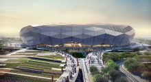 A stadium in Qatar (Photo Credit:The Stadiun Guide)
