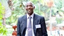 Alexander Nderitu is a Kenyan novelist, poet and playwright.