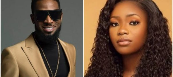 Nigerian singer and entertainer, D'Banj and Ms Seyitan Babatayo, a woman allegedly raped by D'Banj.