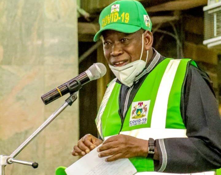 COVID-19: Ganduje orders ease of lockdown in Kano