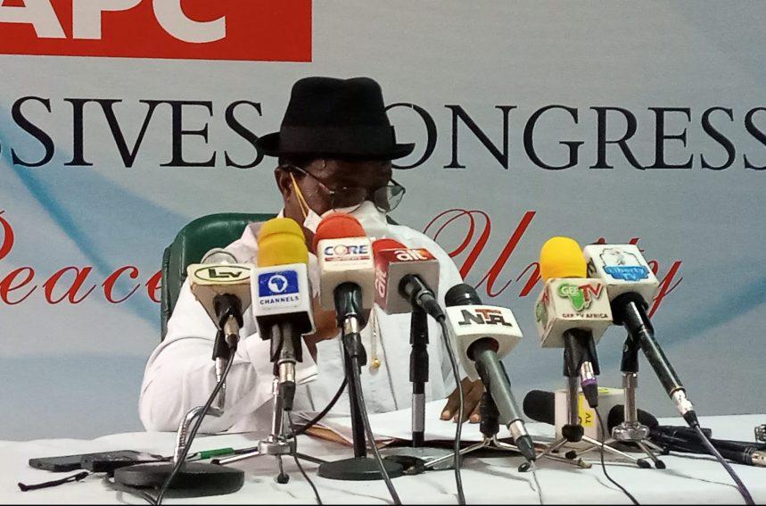 APC crisis: Sacked Deputy National Secretary Giadom 'Convenes' APC ...