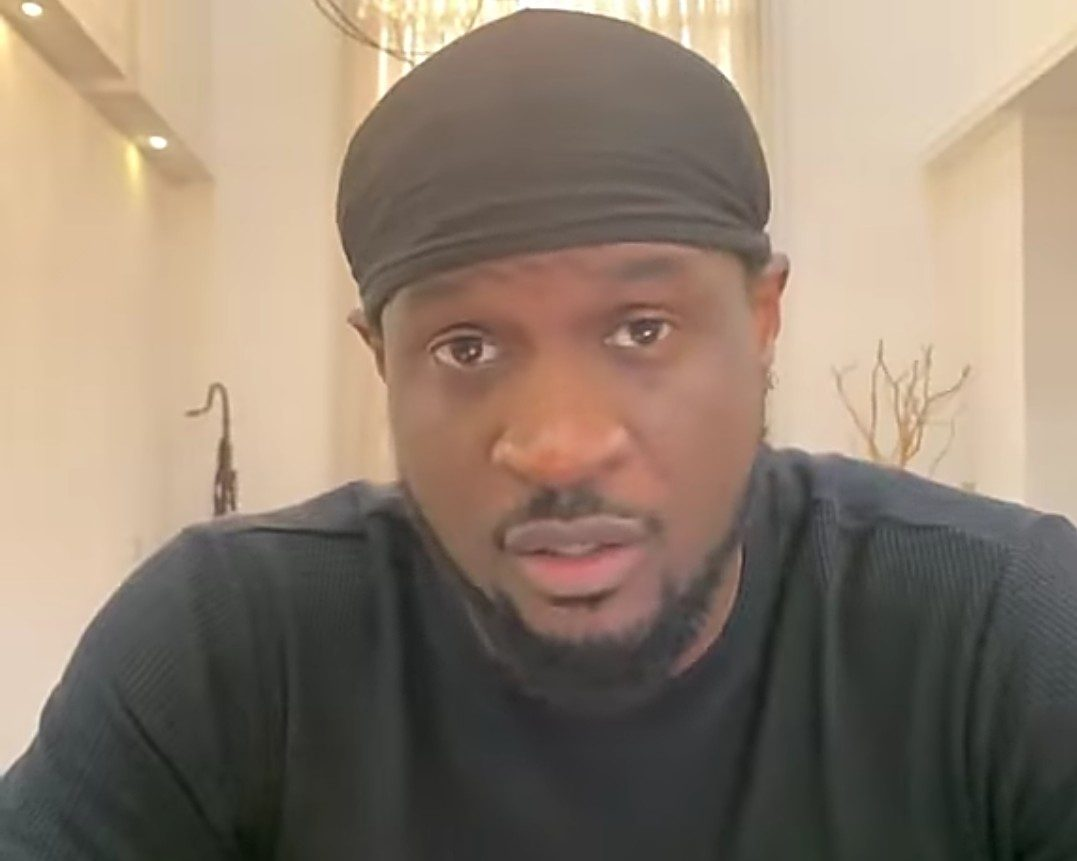 Popstar Peter Okoye Says He Tested Positive For COVID-19