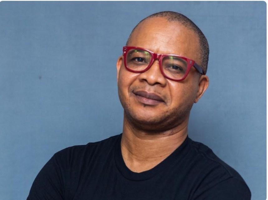 A Nigerian-American artist, Victor Ehikhamenor