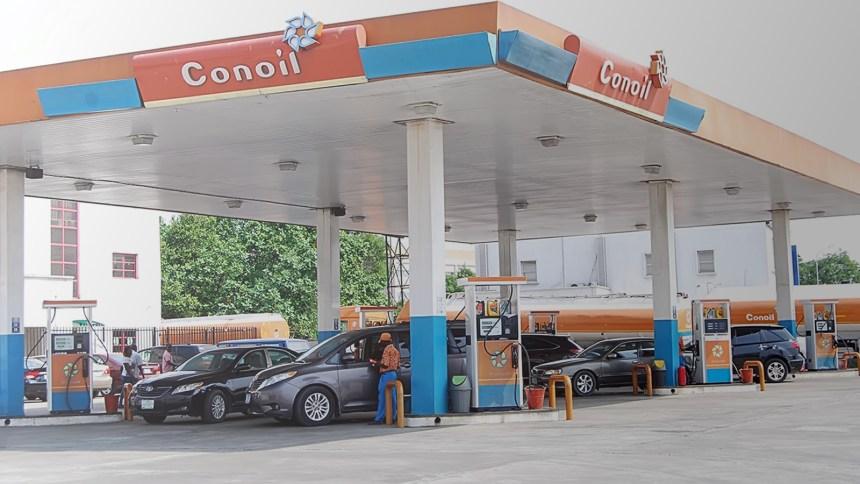 Conoil Fuel station
