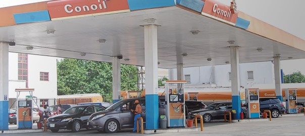 Conoil Fuel station