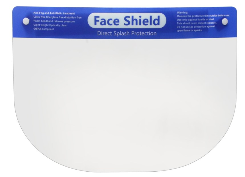 Medical Face Shield [Photo: TRIPOMED]