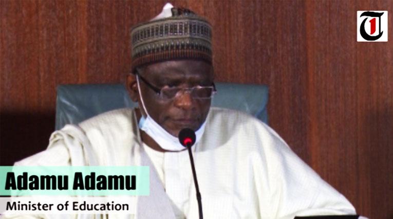 Adamu Adamu - Minister of Education