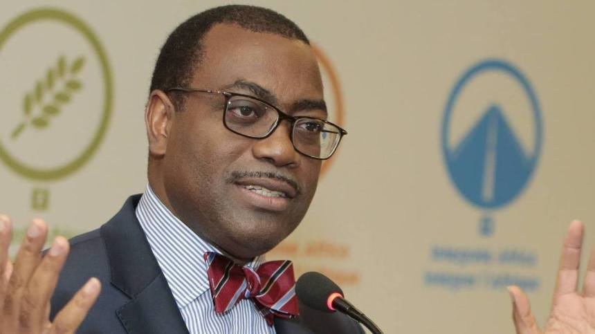 Akinwumi Adesina, President African Development Bank. [PHOTO CREDIT: Official Facebook page of Mr Adesina]