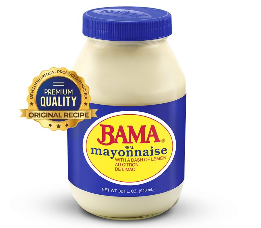Bama Bottle with Quality seal KV
