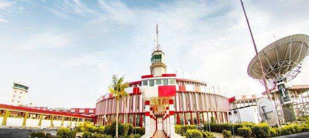 Aminu Kano Airport [PHOTO CREDIT: FAAN on Twitter]