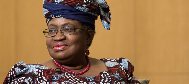 Ngozi Okonjo-Iweala [PHOTO CREDIT: @NOIweala]