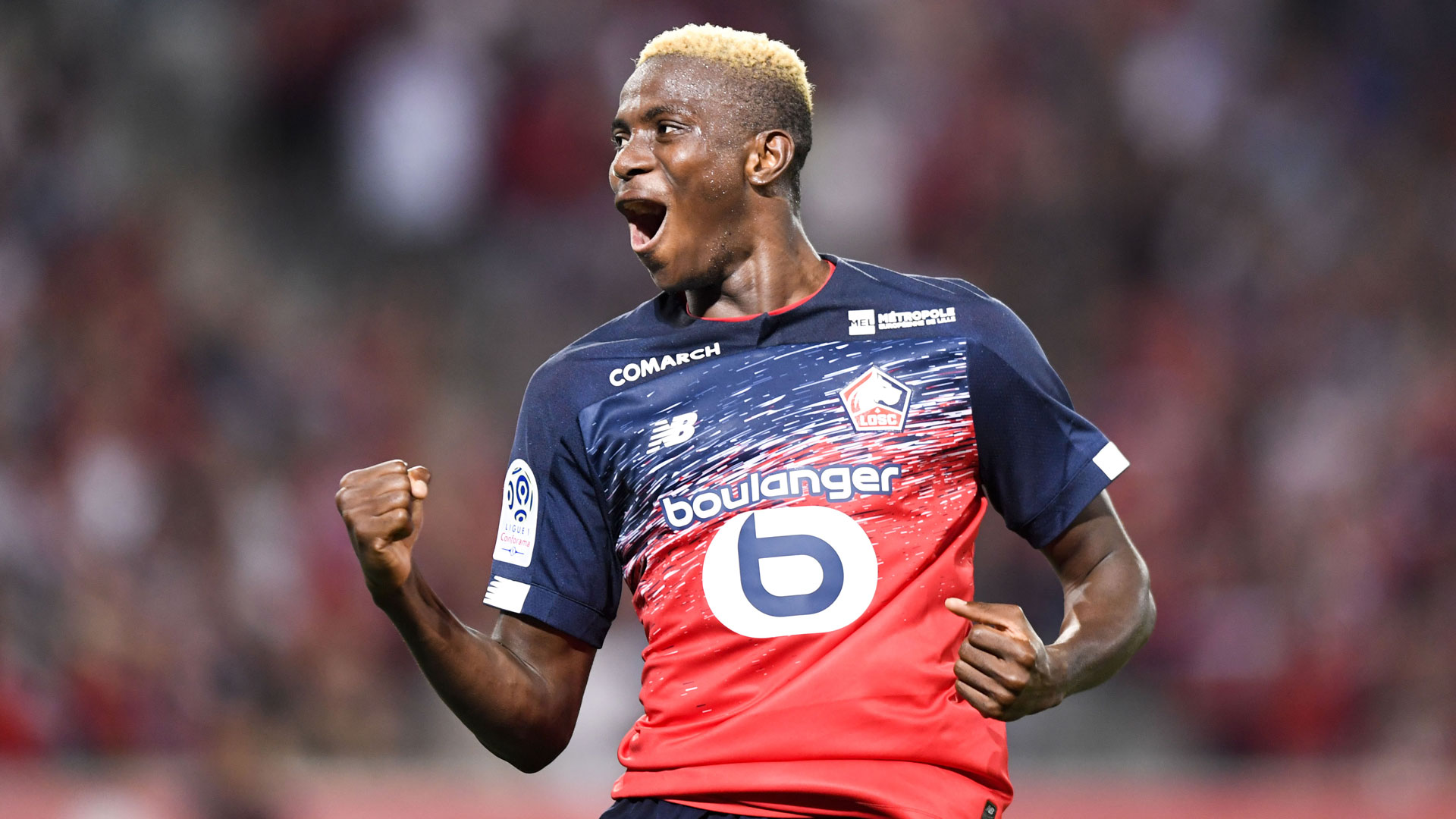 Napoli confirm Victor Osimhen capture from Lille