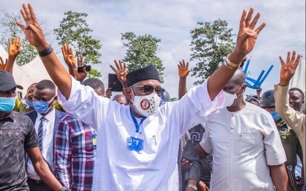 Governor of Ondo State, Rotimi Akeredolu [PHOTO: @RotimiAkeredolu]