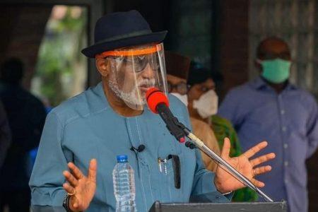 Governor of Ondo State, Rotimi Akeredolu
