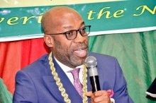 NNPC Chief Operating Officer, Ewubare