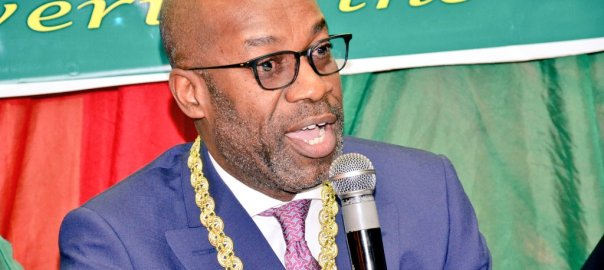 NNPC Chief Operating Officer, Ewubare