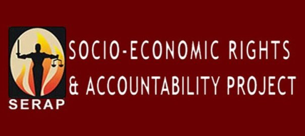 The Socio-Economic Rights and Accountability Project (SERAP). [PHOTO CREDIT: Official Twitter handle of SERAP]