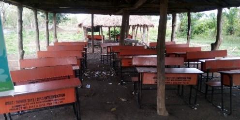 The deplorable state of Community Primary School at Ogunba Ayetoro