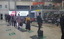 Domestic flights resume at Lagos Airport