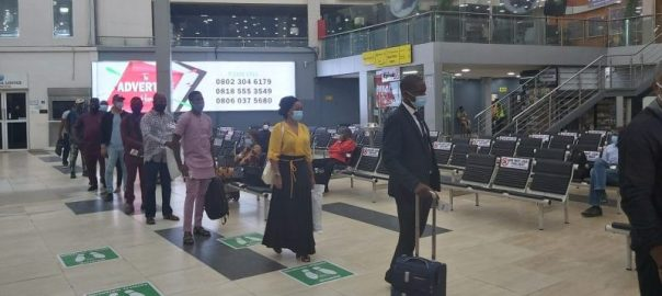 Domestic flights resume at Lagos Airport