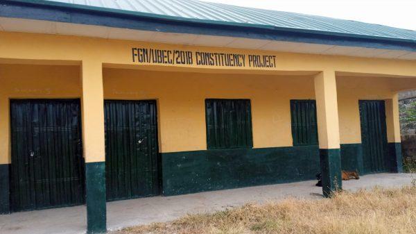 Agbarigidimo LGA Community Primary School.