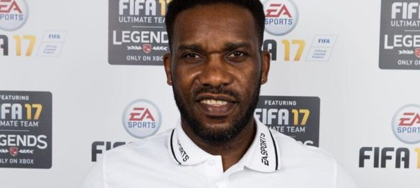 Jay-Jay Okocha [PHOTO CREDIT: @IAmOkocha]