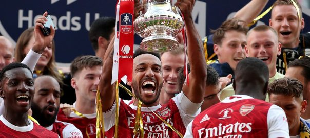 Arsenal and the FA Cup [PHOTO CREDIT: @goal]
