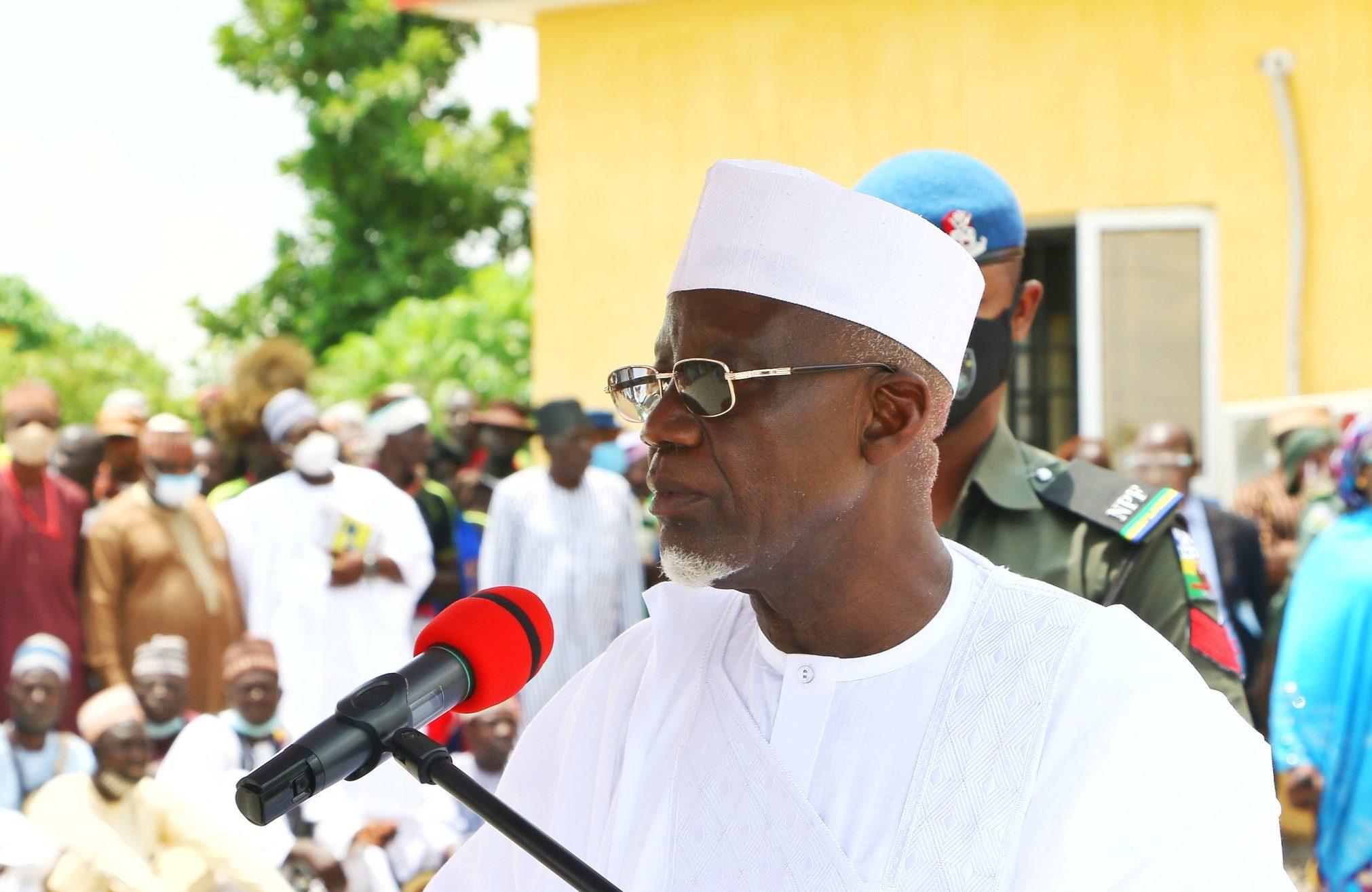 Muhammad Maigari Dingyadi, Fed. Minister of Police Affairs [PHOTO: TW: @MinofPoliceNG]