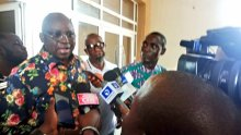 Former governor of Ekiti State, Ayodele Peter Fayose. [PHOTO CREDIT: Official Twitter handle of Fayose]