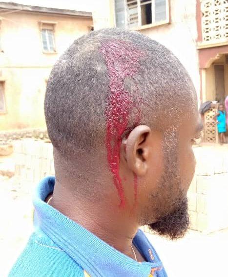 A member of the SDP in Idanre