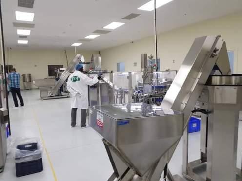 Jubilee Syringe factory, Akwa Ibom State