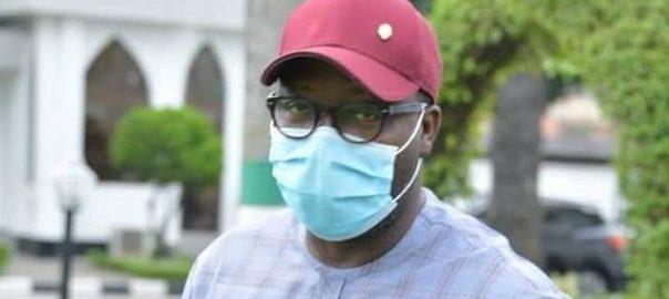 Gboyega Akosile survived COVID-19