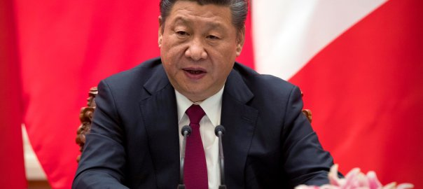 China President, Xi Jinping [PHOTO CREDIT: The New York Times]
