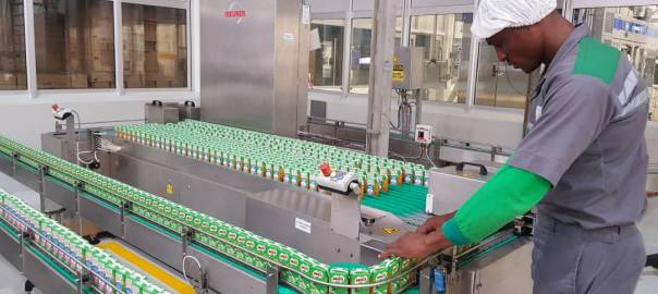 Nestlé Nigeria Milo plant in Ogun State [PHOTO CREDIT: Nestlé Central & West Africa]