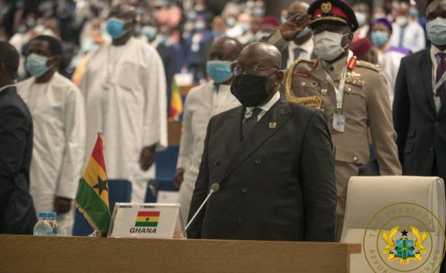 Ghana's President Akufo-Addo Elected Ecowas Chairman