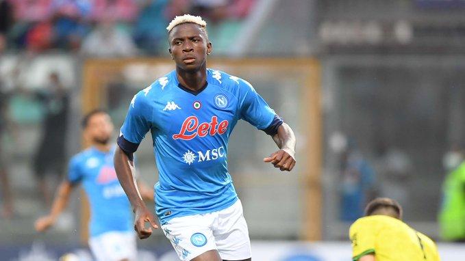 Napoli doctor praises Nigerian counterparts on Osimhen injury
